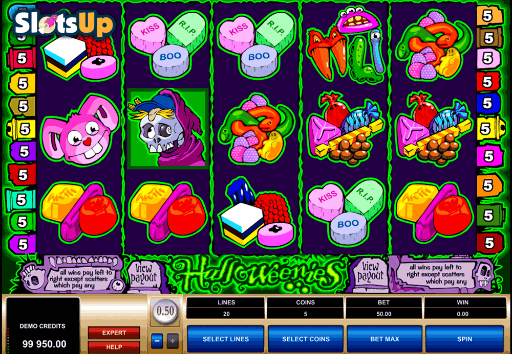 Halloweenies Slot Machine Online ᐈ Microgaming™ Casino Slots