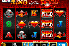 hand of the devil bally