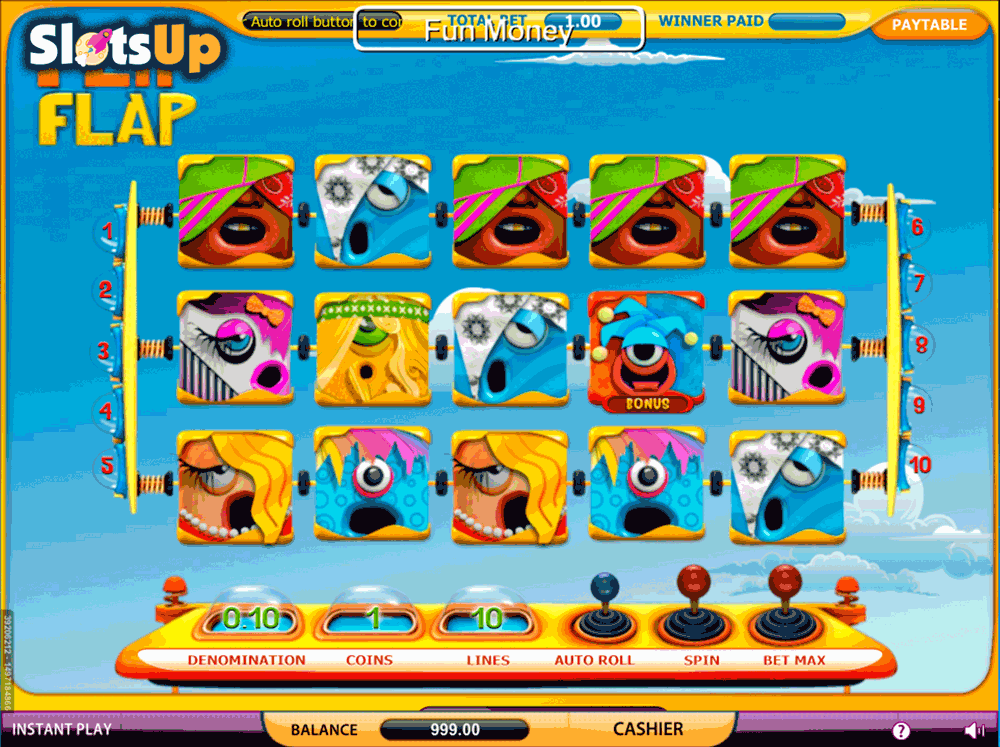 HAPPY 60S SKILLONNET CASINO SLOTS