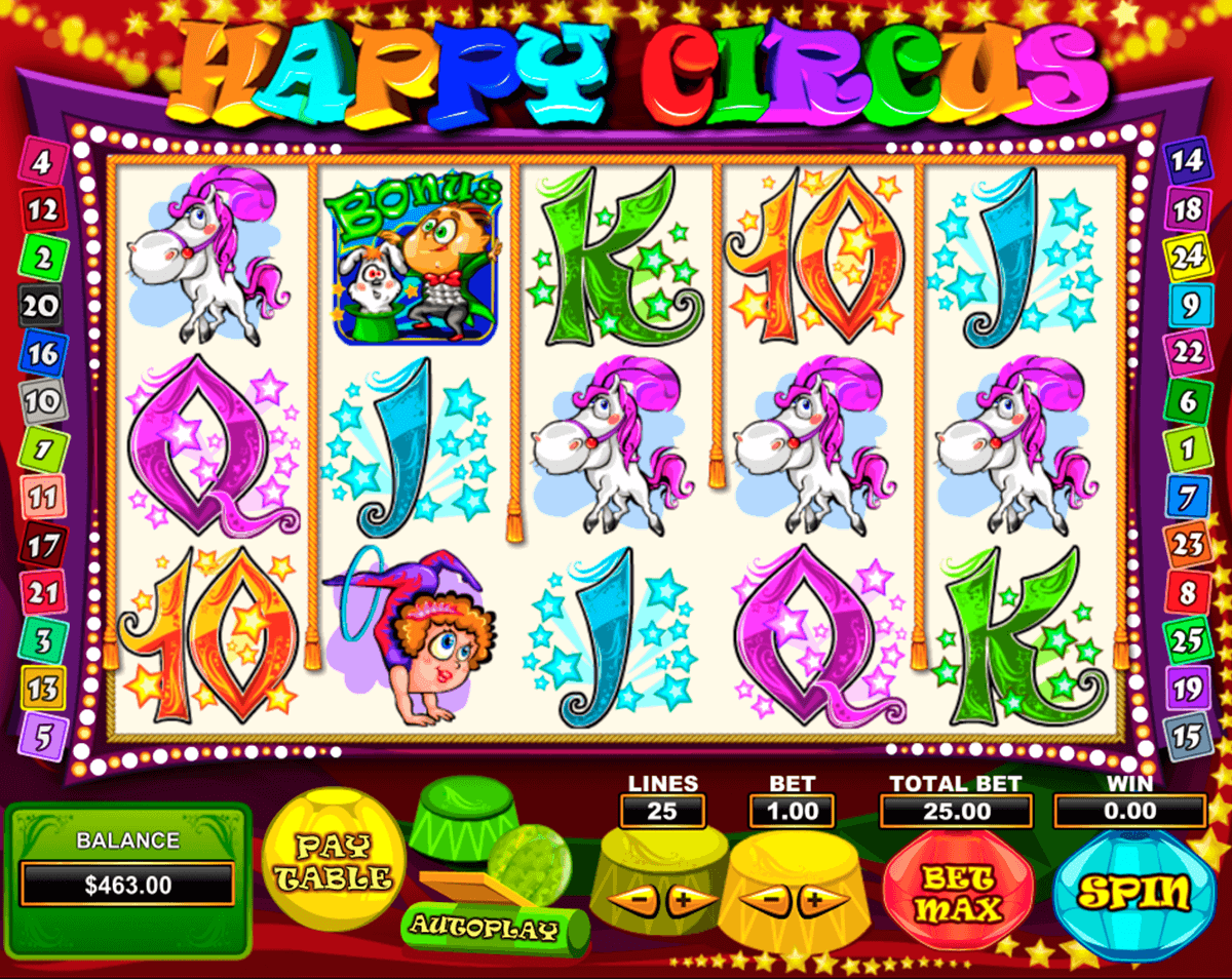 Happy Circus Slot Machine Online ᐈ Pragmatic Play™ Casino Slots