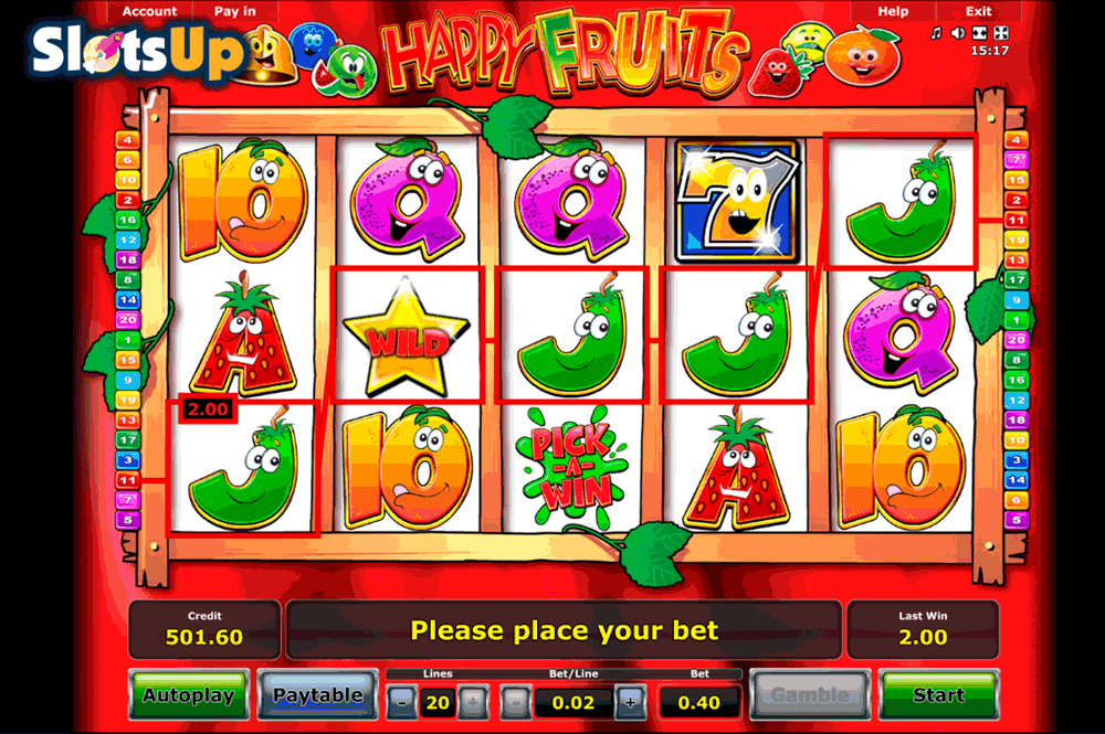 Happy Hour Slot Machine - Available Online for Free or Real