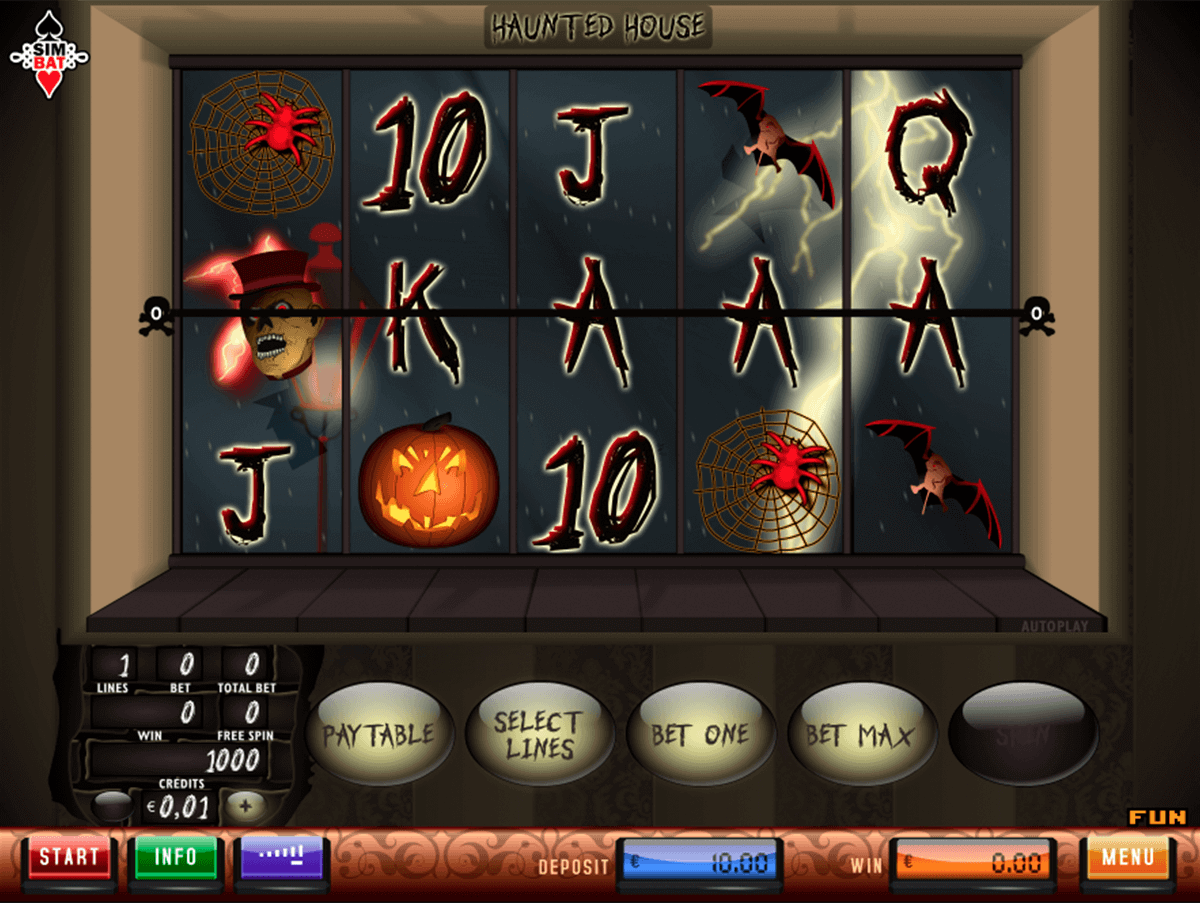 Haunted House Slot Machine - Play for Free With No Download