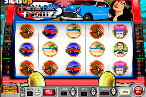 havana nights vista gaming casino slots