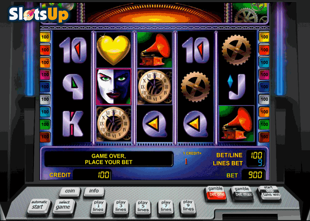 play heart of gold slot