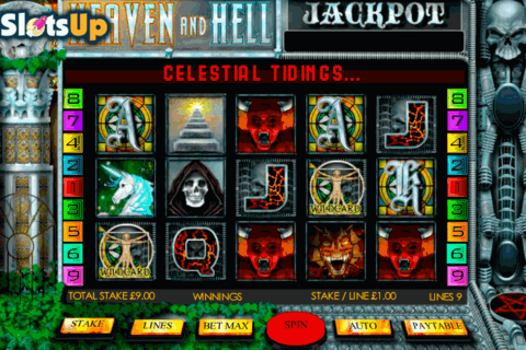 heaven and hell openbet casino slots