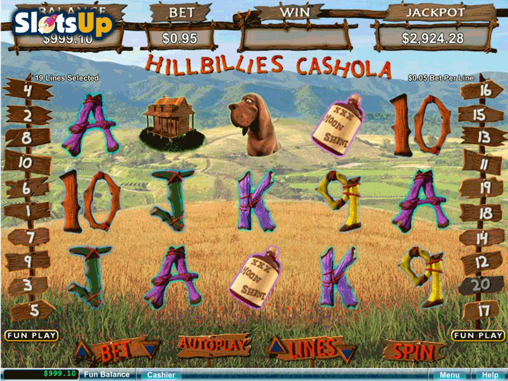 Hillbillies Slot Machine Online ᐈ RTG™ Casino Slots