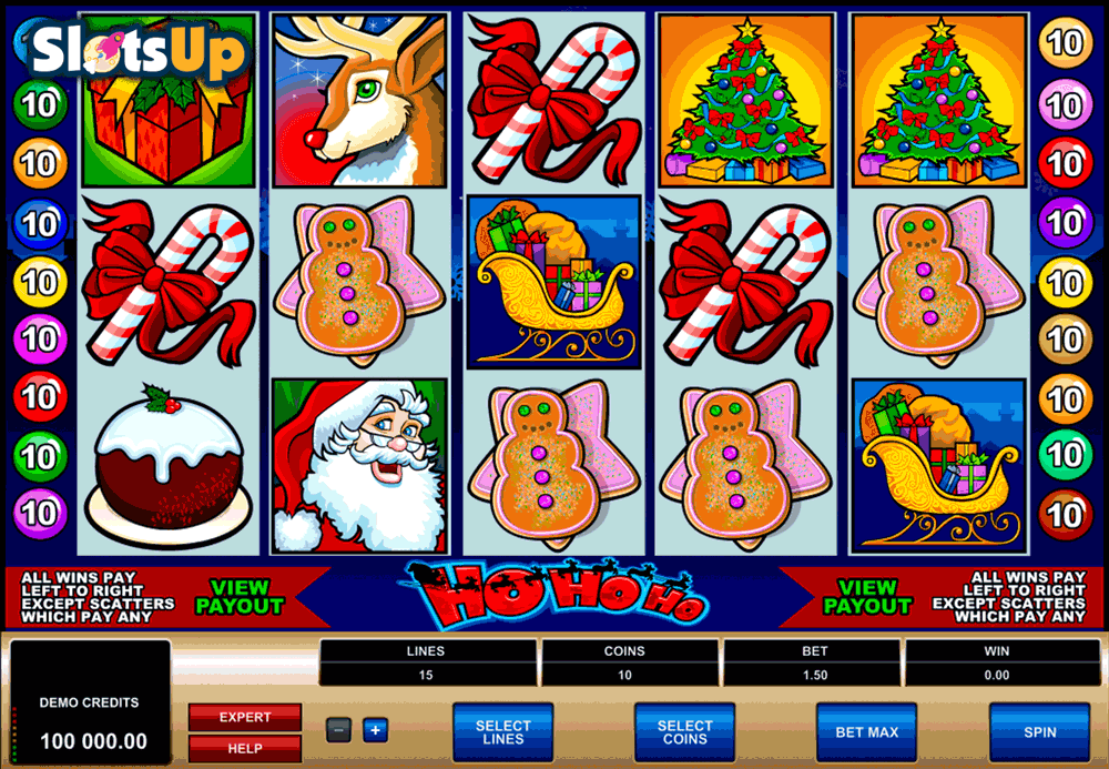 Ho Ho Ho™ Slot Machine Game to Play Free in Microgamings Online Casinos