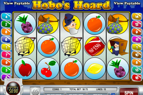 Hobos Hoard™ Slot Machine Game to Play Free in Rivals Online Casinos