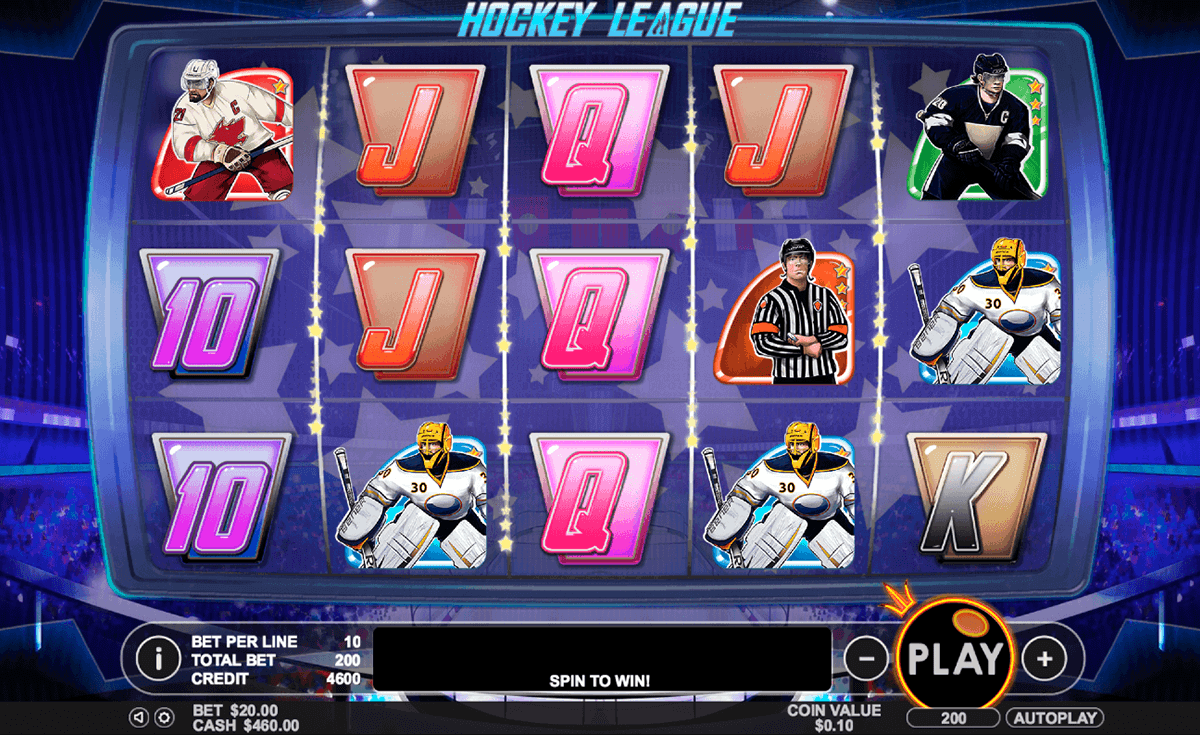 Hockey League Wild Match Slot Machine Online ᐈ Pragmatic Play™ Casino Slots