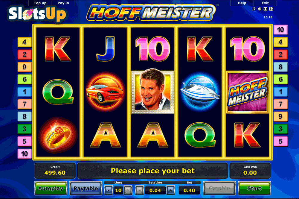Hoffmeister Slot Machine Online ᐈ Novomatic™ Casino Slots