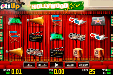 HOLLYWOOD FILM HD WORLD MATCH CASINO SLOTS