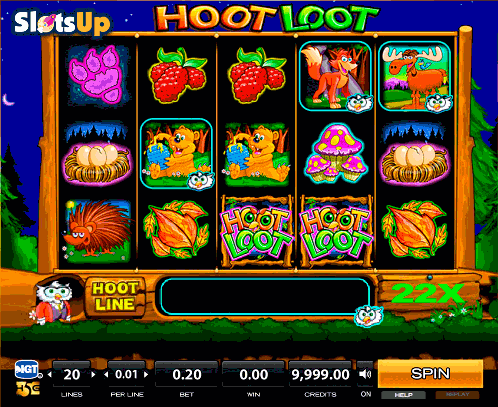 Hoot Loot Online Slot Game – Play for Free with No Downloads