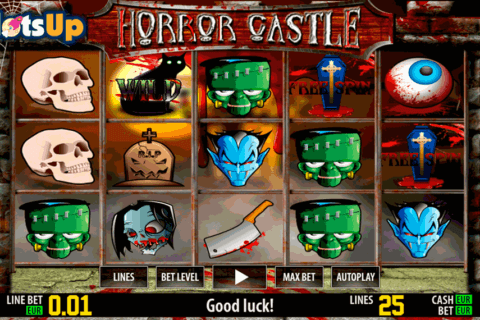 horror castle hd world match casino slots 480x320