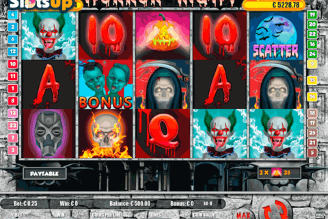 horror house portomaso casino slots 480x320