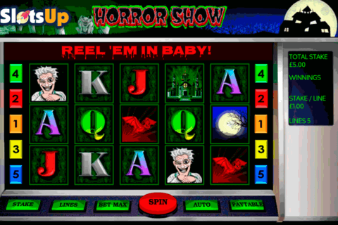 HORROW SHOW OPENBET CASINO SLOTS