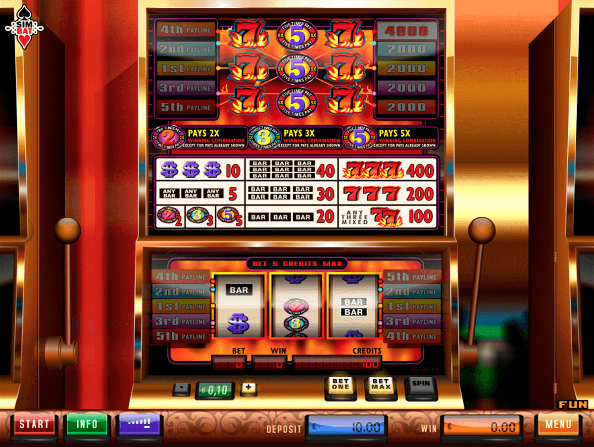 Hot Lines Slot Machine Online ᐈ Simbat™ Casino Slots