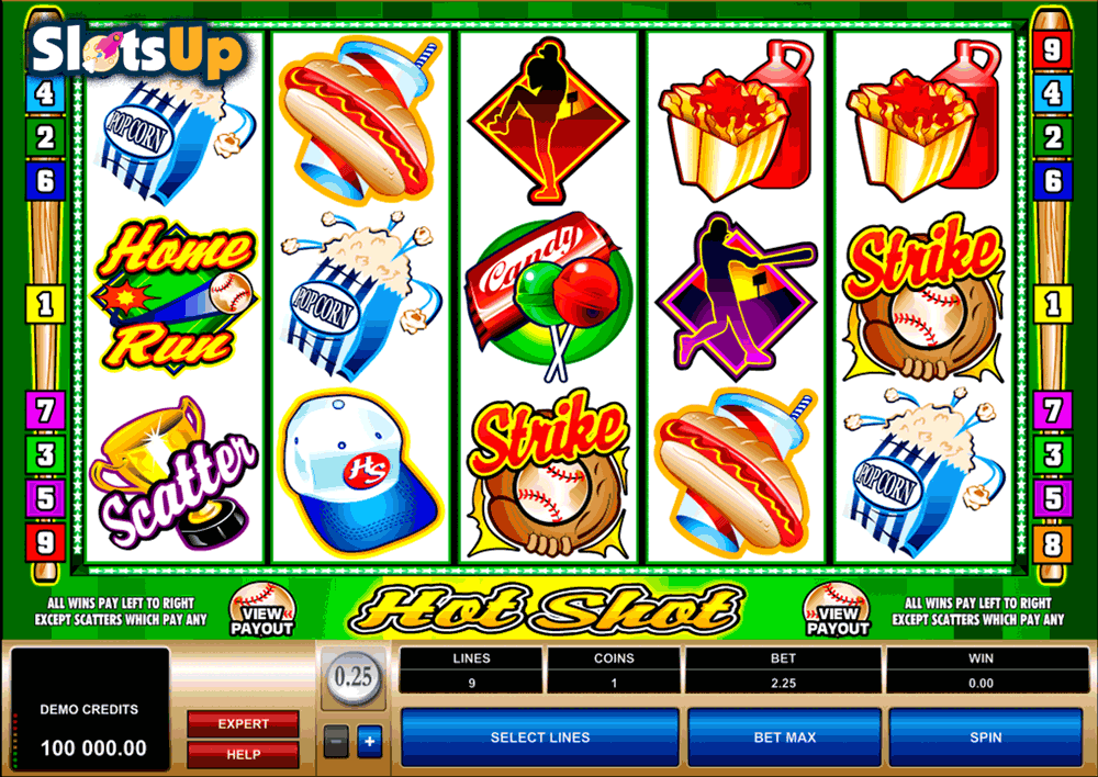 Hot Shot Slots Online & Real Money Casino Play