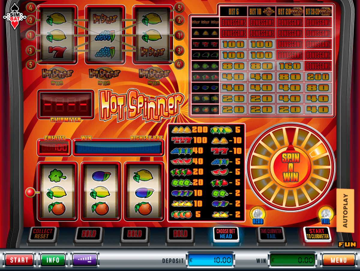 Spiele Grand Spinn - Video Slots Online