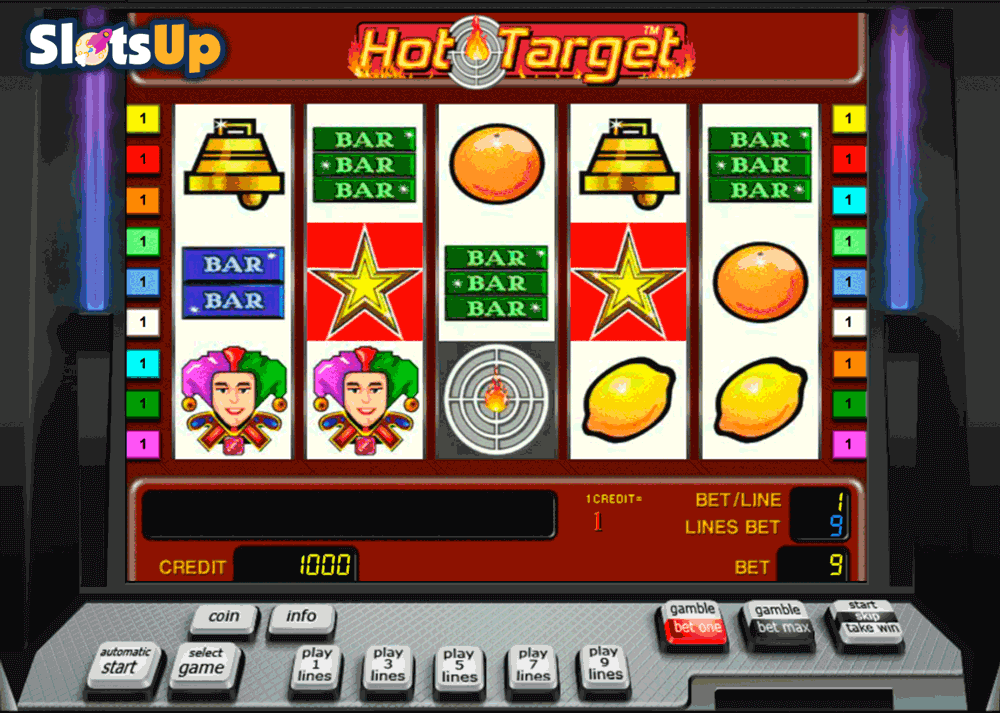 Hot Target Slots - Play the Free Casino Game Online