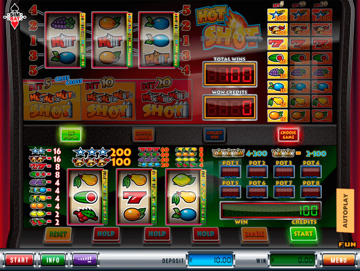 Seven Hot Slot Machine Online ᐈ Simbat™ Casino Slots