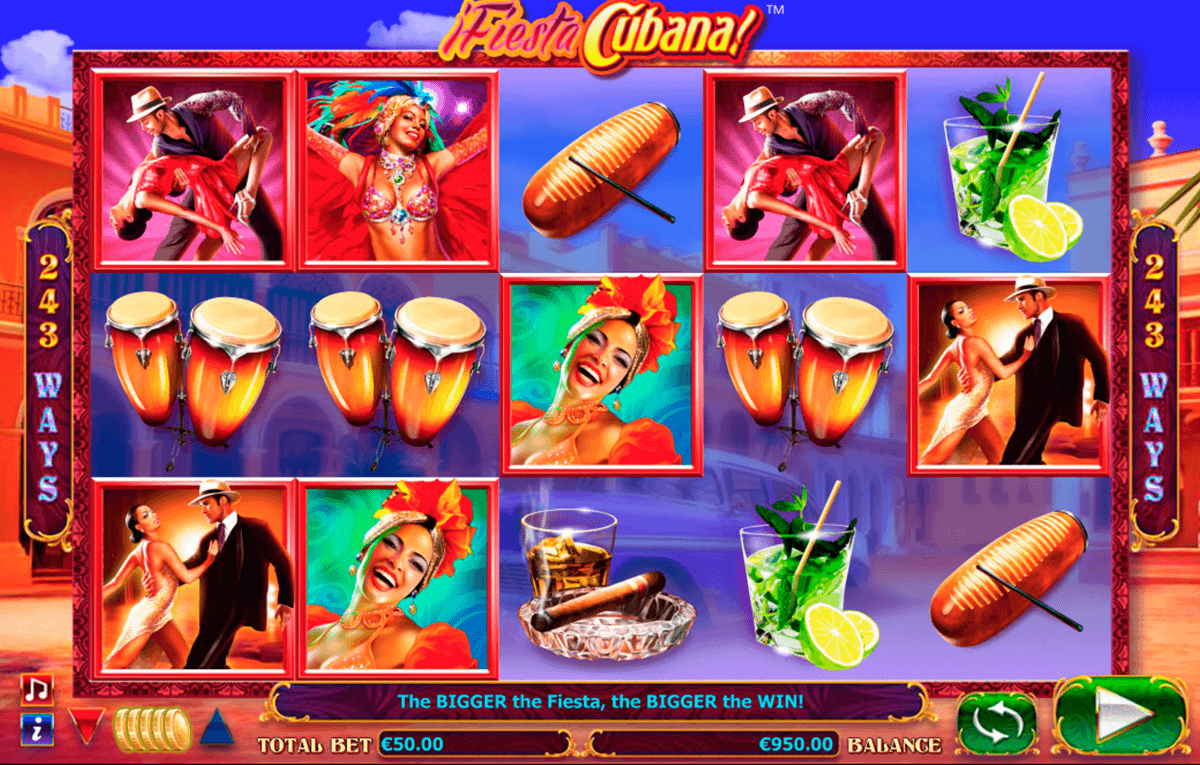 Salsa™ Slot Machine Game to Play Free in Cryptologics Online Casinos