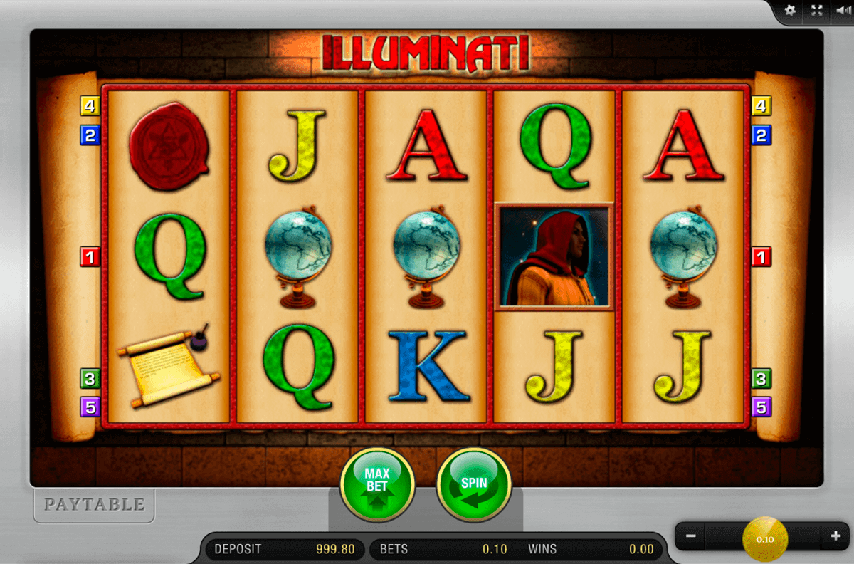 Illuminati Slot Machine Online ᐈ Merkur™ Casino Slots