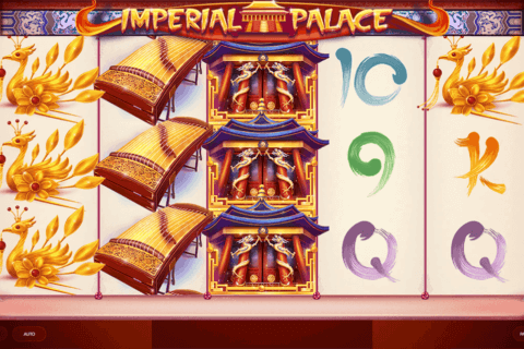 imperial palace red tiger casino slots