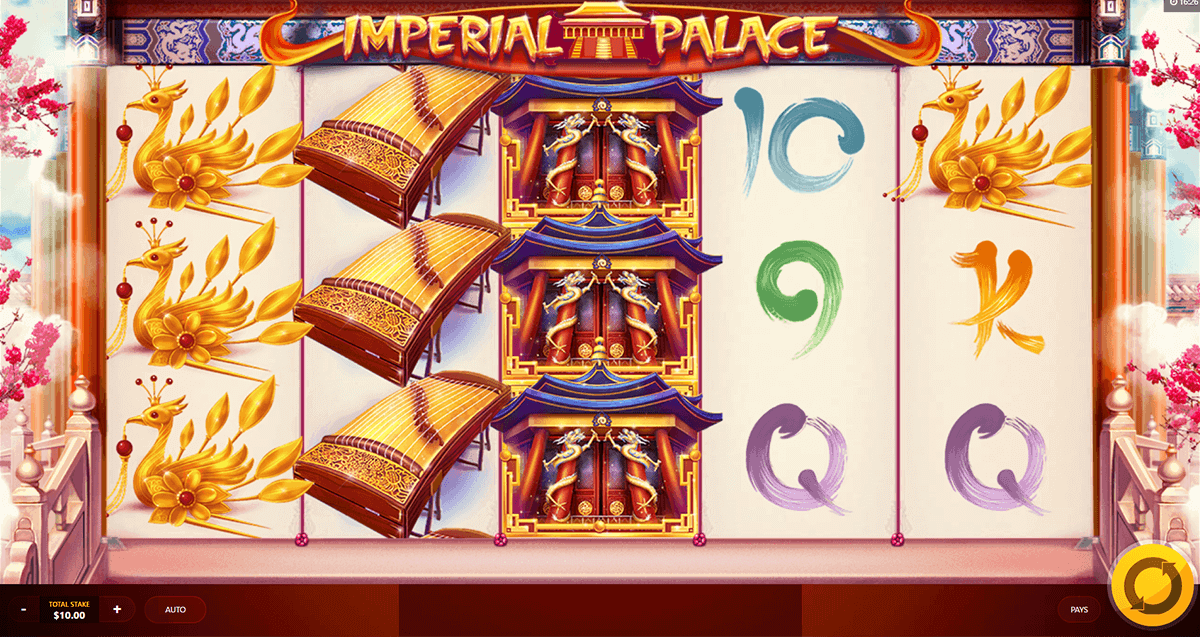 Wealth Palace Slot - Play for Free Online with No Downloads