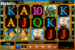imperial wars egt casino slots