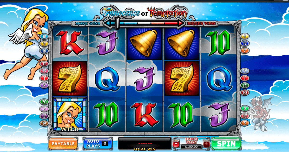 Innocence or Temptation Slot Machine Online ᐈ Playtech™ Casino Slots