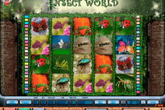 Insect World Slot Machine - Free to Play Online Demo Game