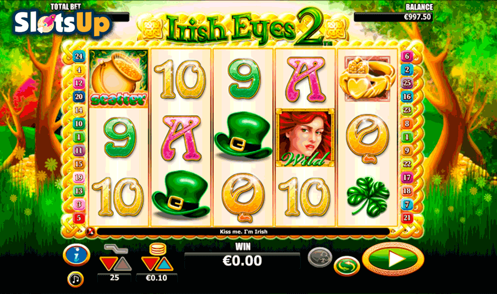 IRISH EYES 2 NEXTGEN GAMING CASINO SLOTS