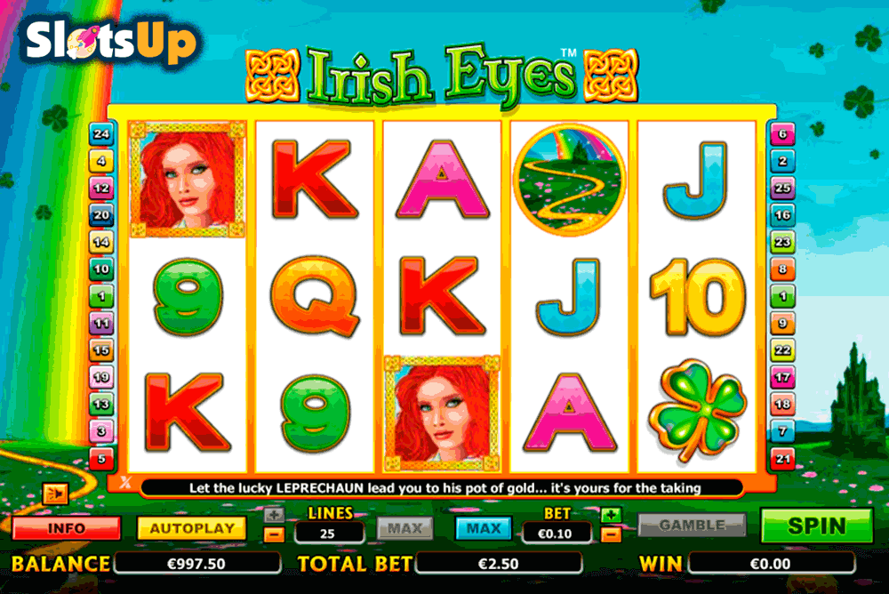 IRISH EYES NEXTGEN GAMING CASINO SLOTS