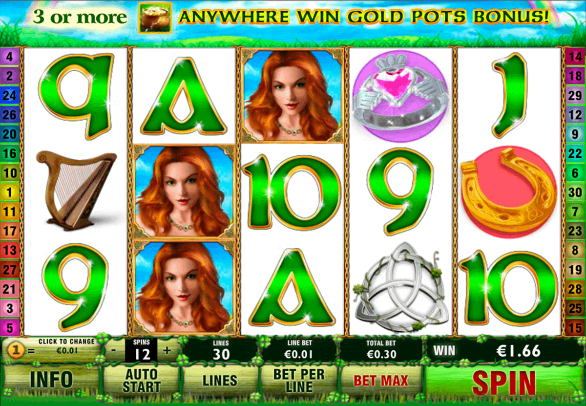 Irish Luck Slot Review & Free Instant Play Casino Game
