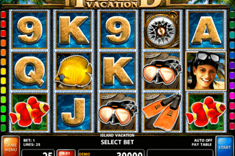 island vacation casino technology slot machine