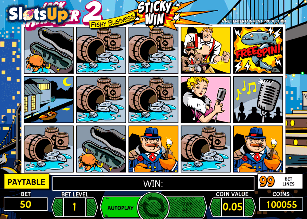 Play Jack Hammer 2 in Casino for Real Money: