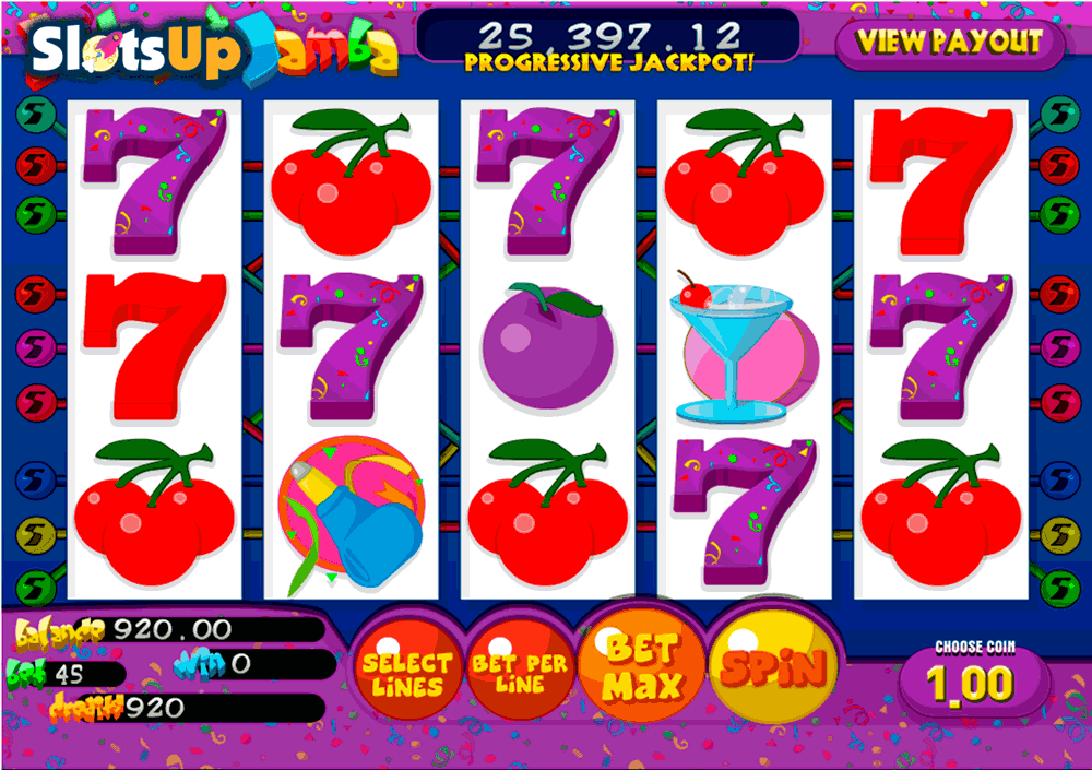 Jackpot Jamba™ Slot Machine Game to Play Free in BetSofts Online Casinos