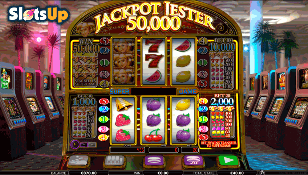 Jackpot Jester 50000 Slots - Free Play & Real Money Casino Slots