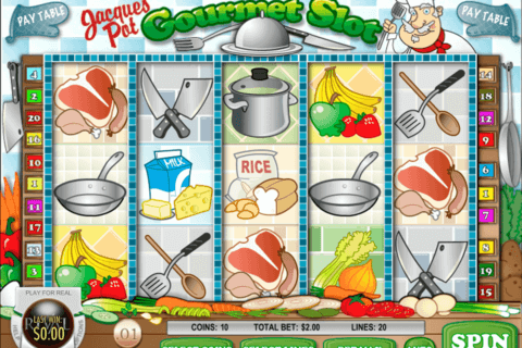 jacques pot gourmet slot rival