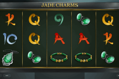 JADE CHARMS RED TIGER CASINO SLOTS