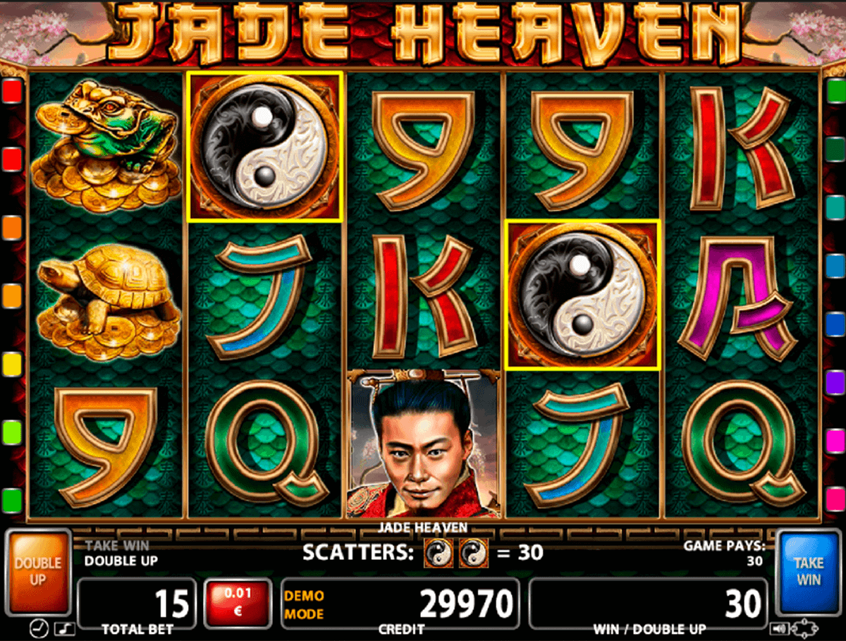 Spiele Jade Heaven - Video Slots Online
