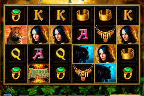 jaguar princess high5 casino slots 480x320