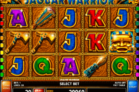jaguar warrior casino technology slot machine