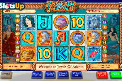 jewels of atlantis ash gaming casino slots