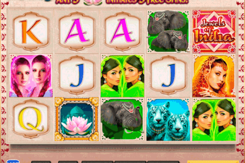Jewels Of India™ Slot Machine Game to Play Free in IGTs Online Casinos