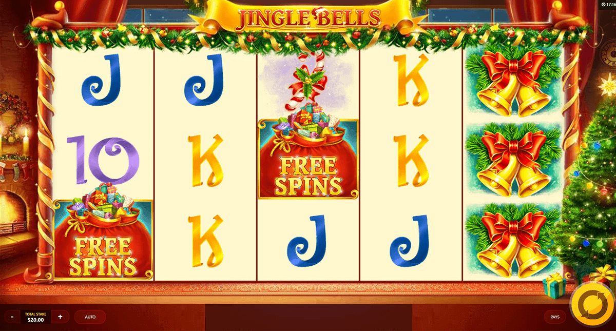 Jingle Bells™ Slot Machine Game to Play Free in Microgamings Online Casinos