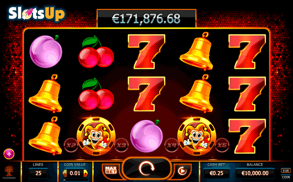 Respin Joker Slot Machine - Play Free Casino Slot Games