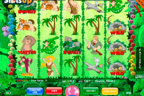 Jungle Boy Slot Machine - Play Online for Free Money