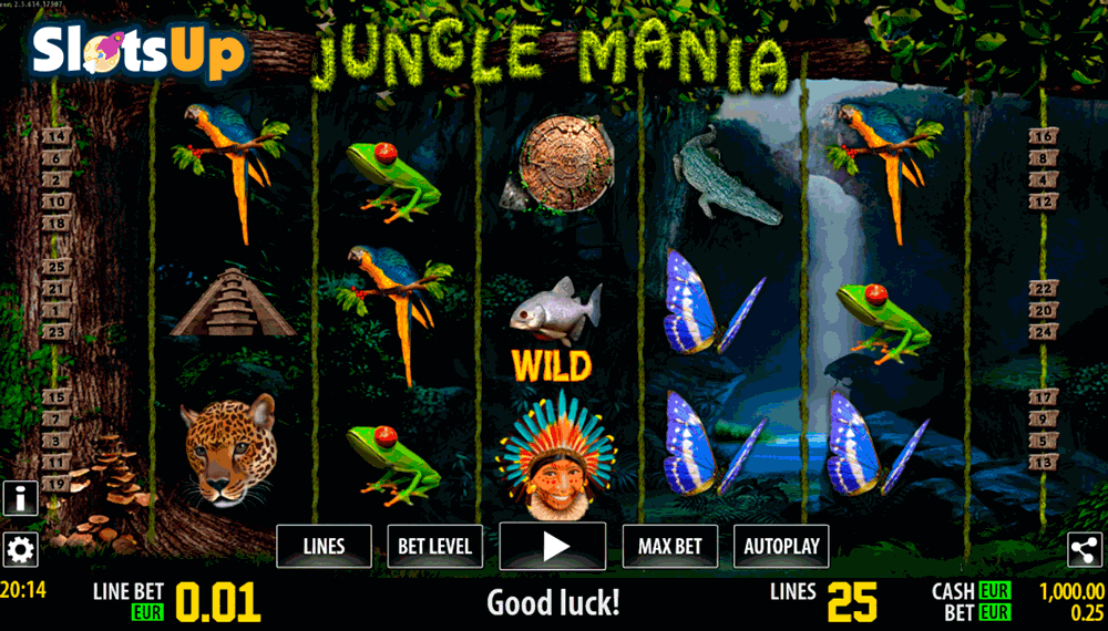 jungle mania hd world match