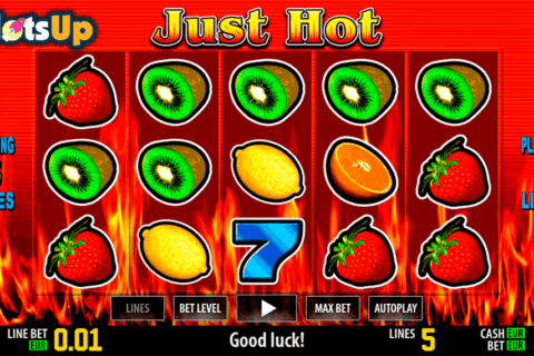 JUST HOT HD WORLD MATCH CASINO SLOTS